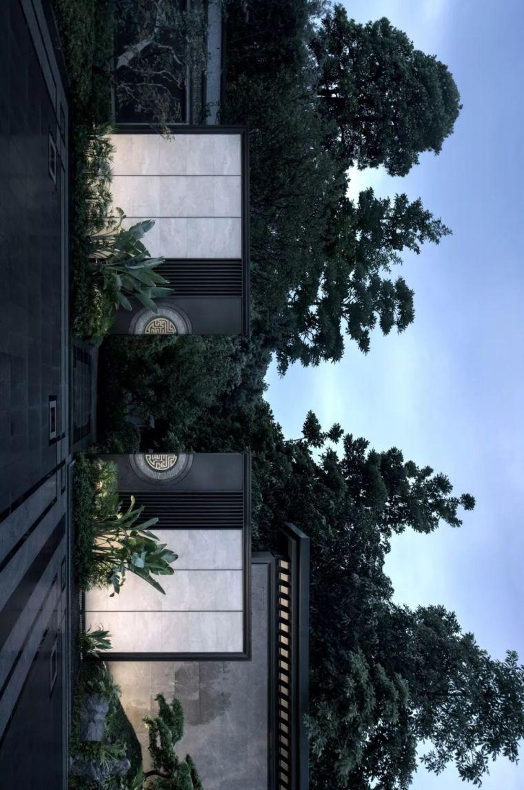 一座现代写意岭南园林|广州建发·央玺_8