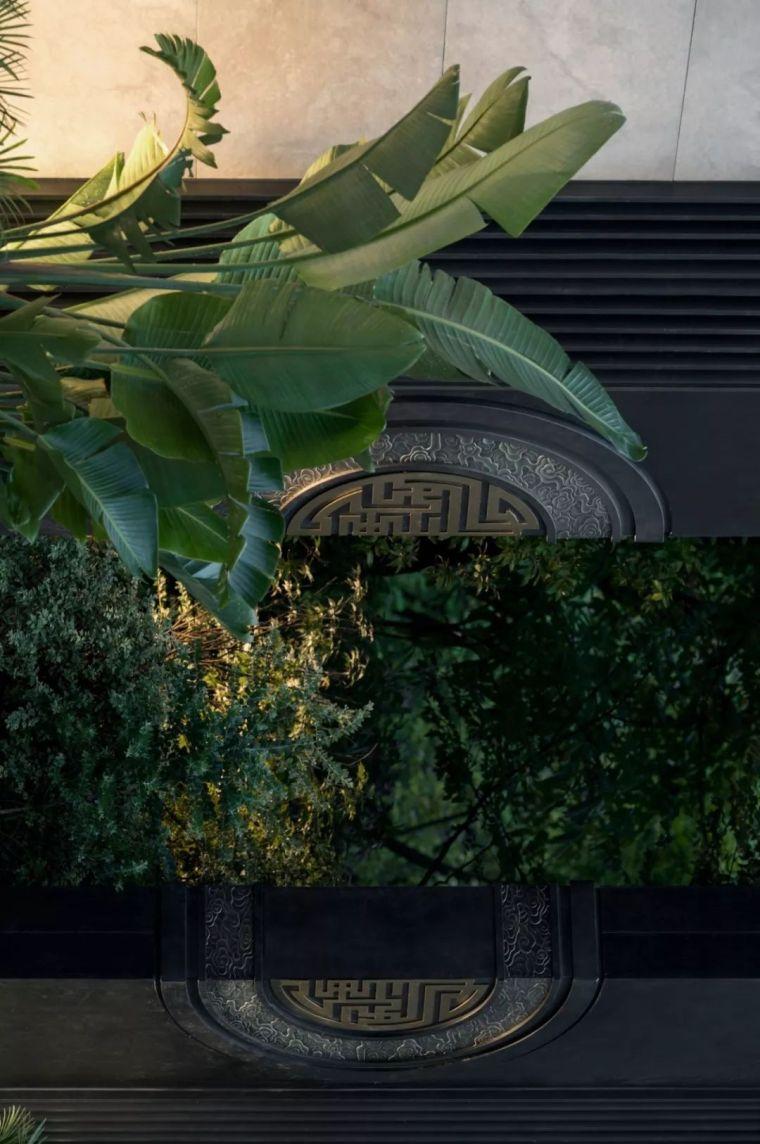 一座现代写意岭南园林|广州建发·央玺_7