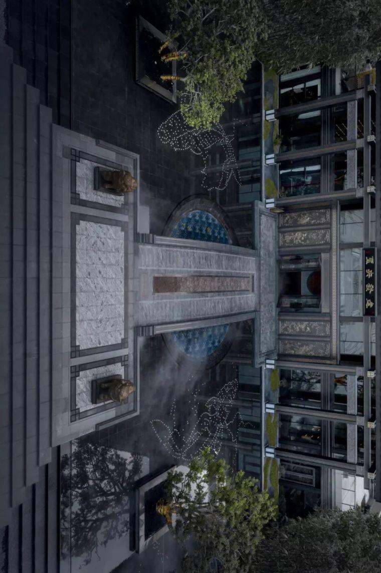 一座现代写意岭南园林|广州建发·央玺_12