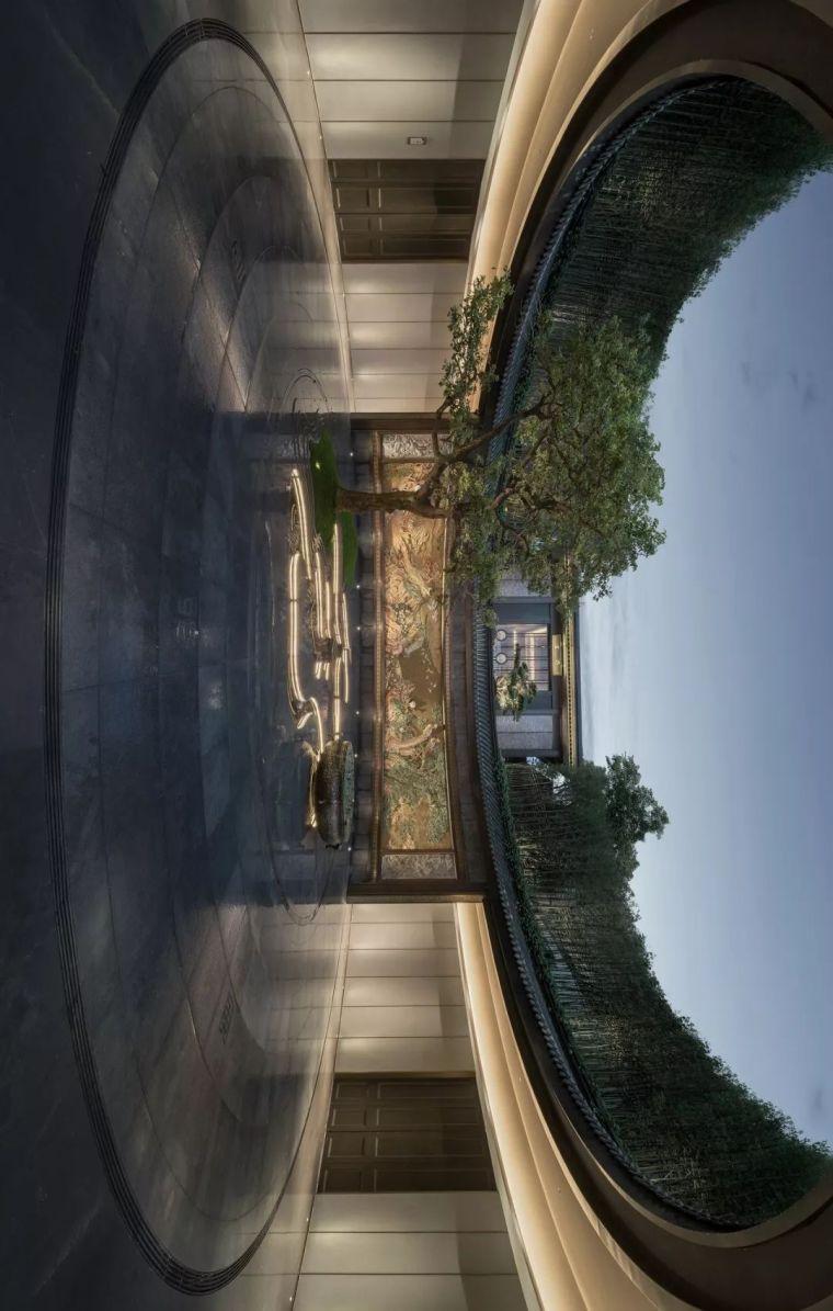 一座现代写意岭南园林|广州建发·央玺_21
