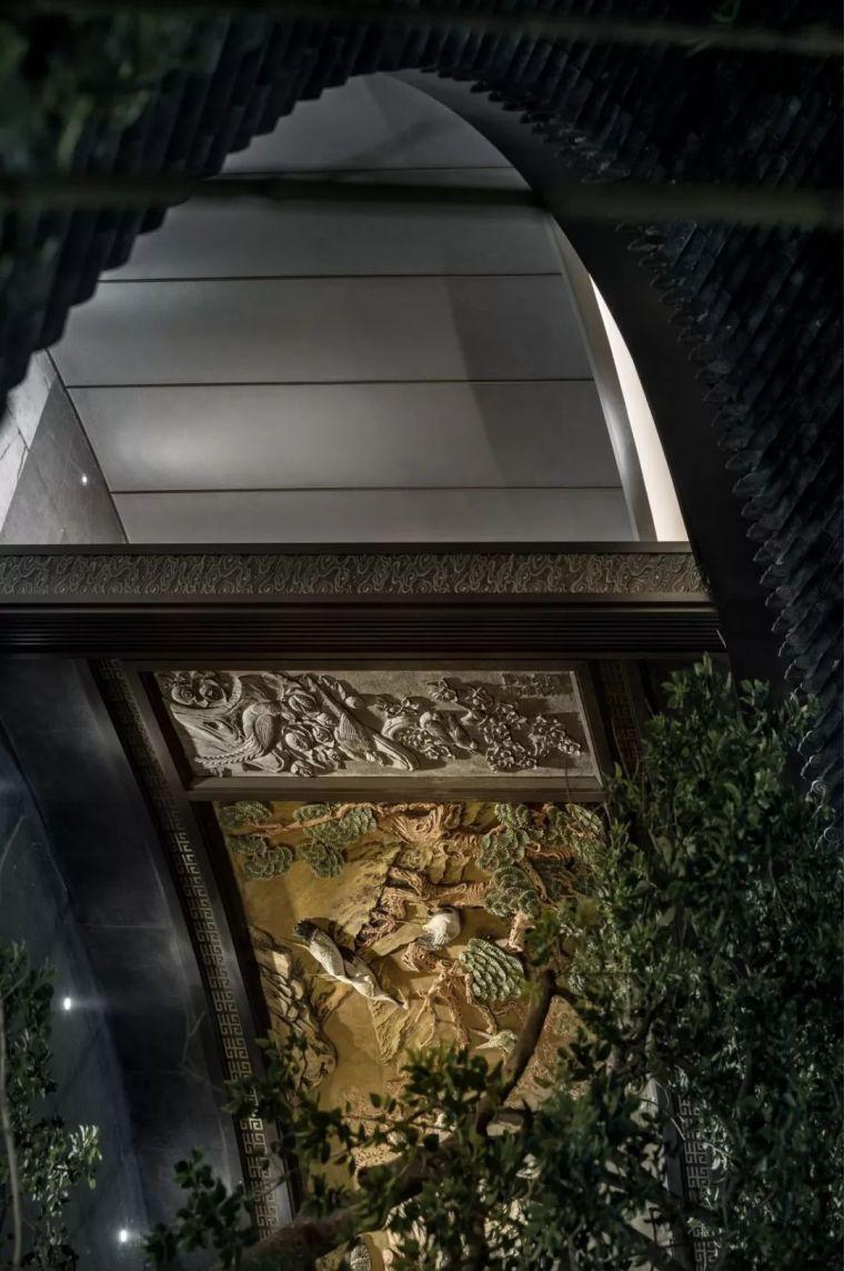 一座现代写意岭南园林|广州建发·央玺_23