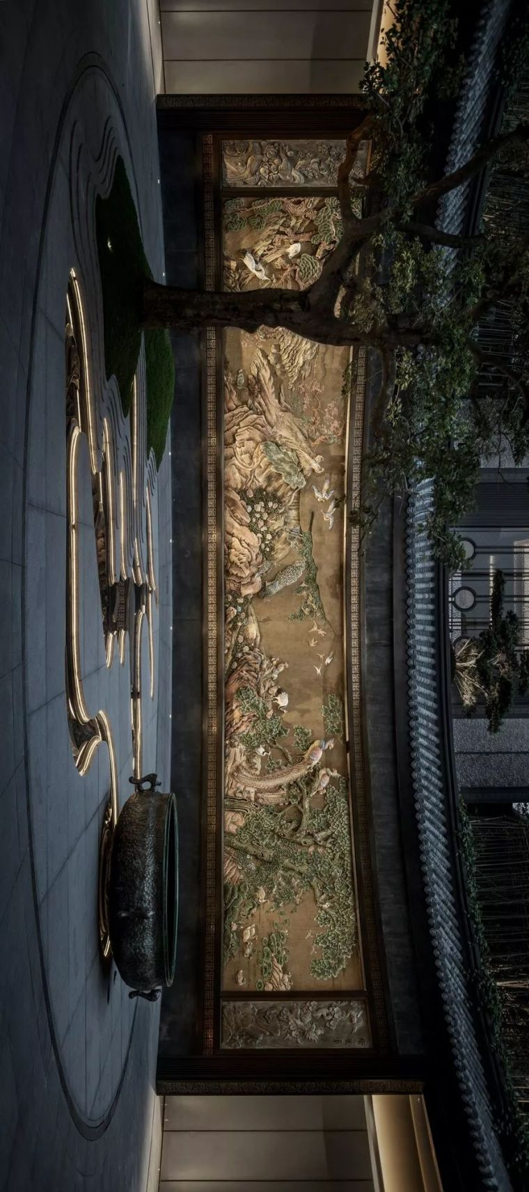 一座现代写意岭南园林|广州建发·央玺_28