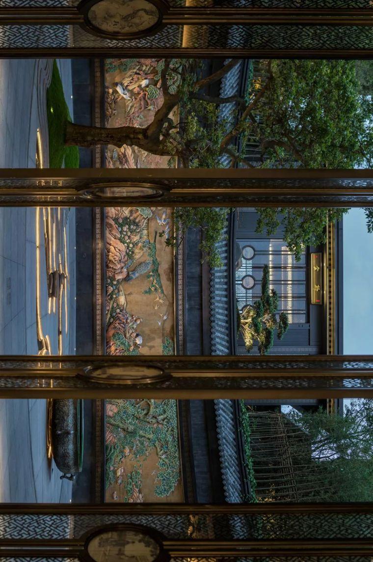 一座现代写意岭南园林|广州建发·央玺_33