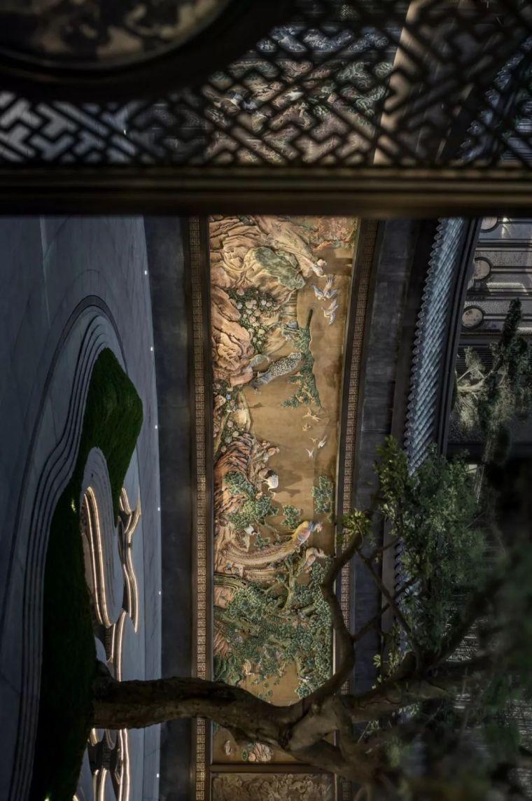 一座现代写意岭南园林|广州建发·央玺_32
