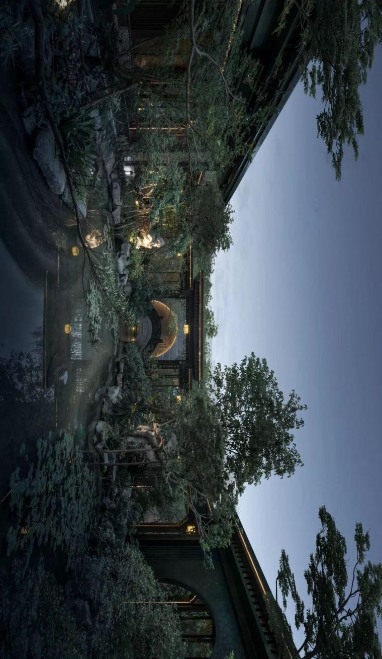 一座现代写意岭南园林|广州建发·央玺_38