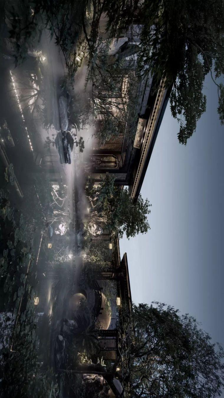 一座现代写意岭南园林|广州建发·央玺_37