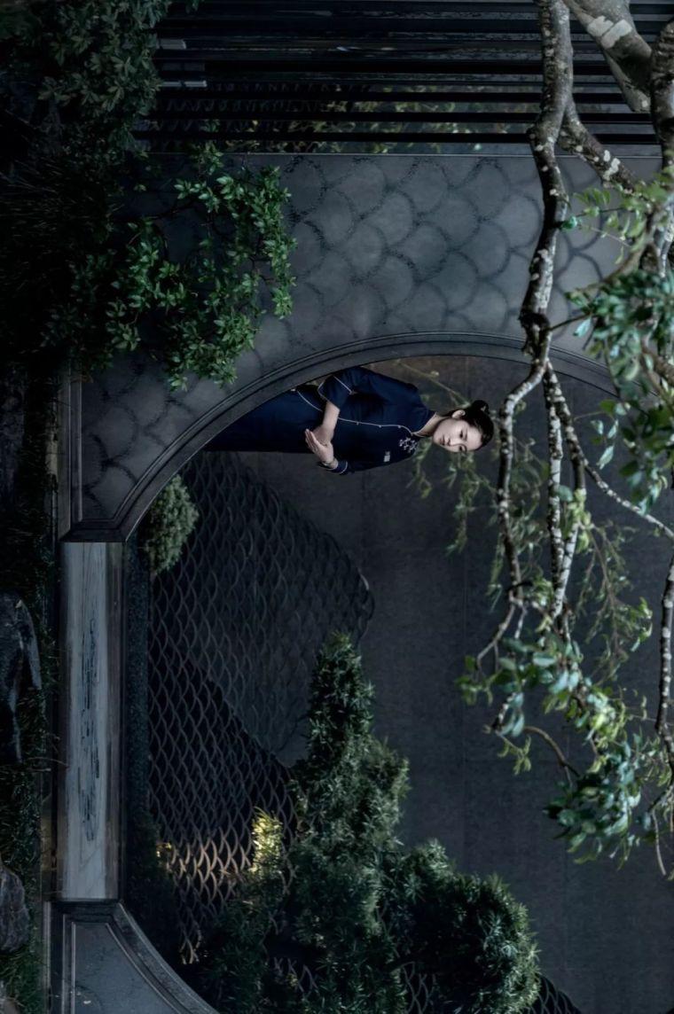 一座现代写意岭南园林|广州建发·央玺_42