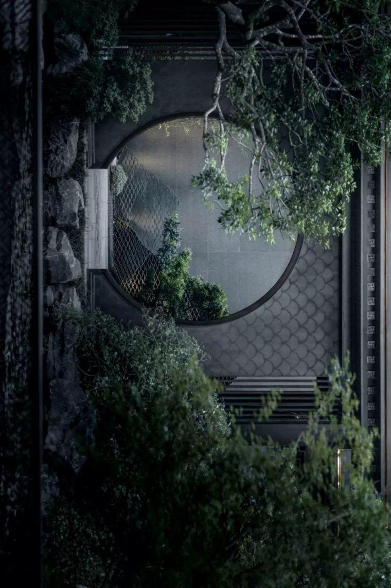 一座现代写意岭南园林|广州建发·央玺_41