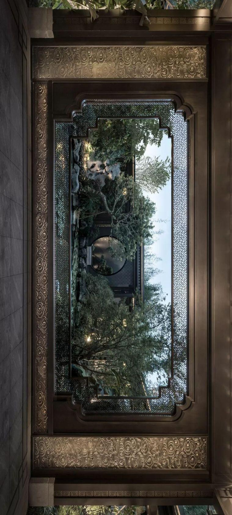 一座现代写意岭南园林|广州建发·央玺_46
