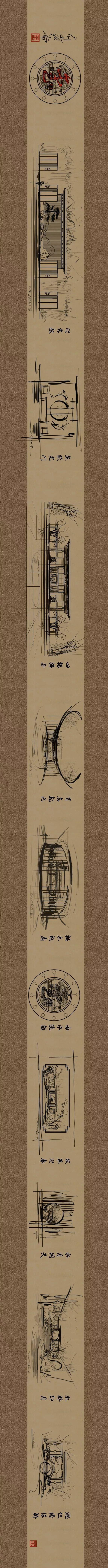 一座现代写意岭南园林|广州建发·央玺_55