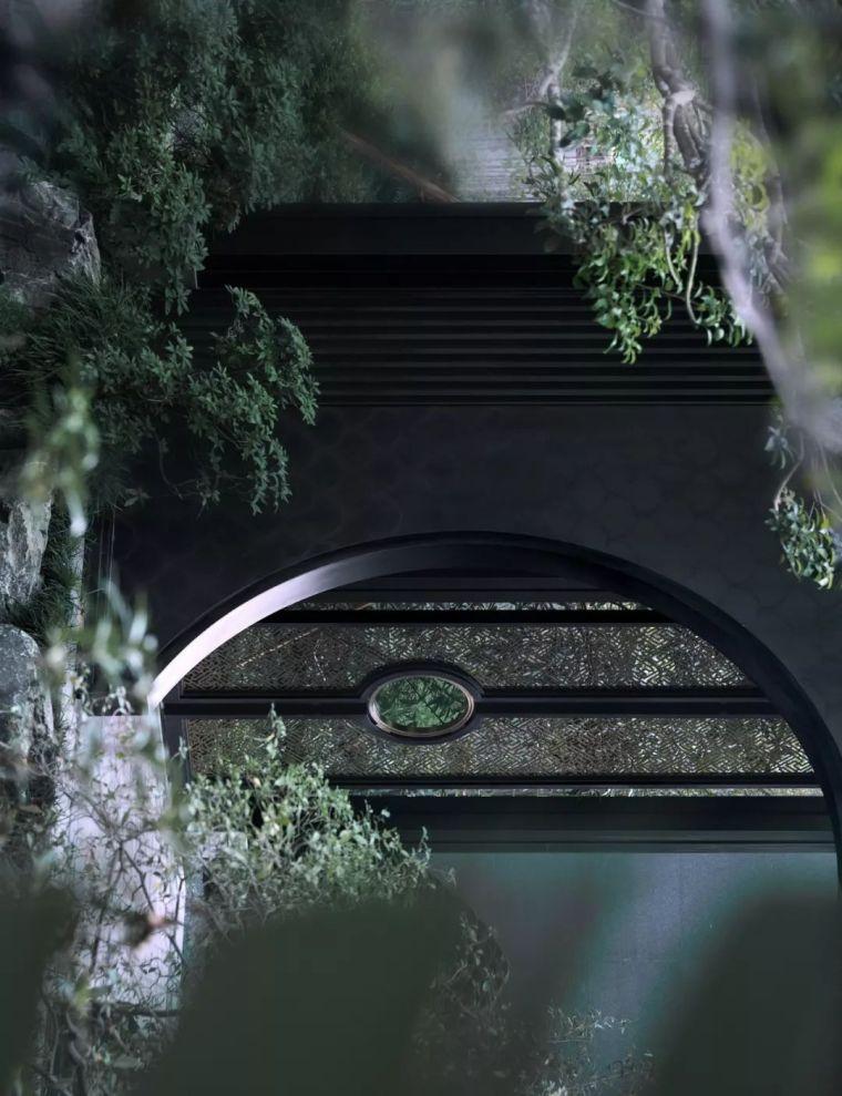 一座现代写意岭南园林|广州建发·央玺_52
