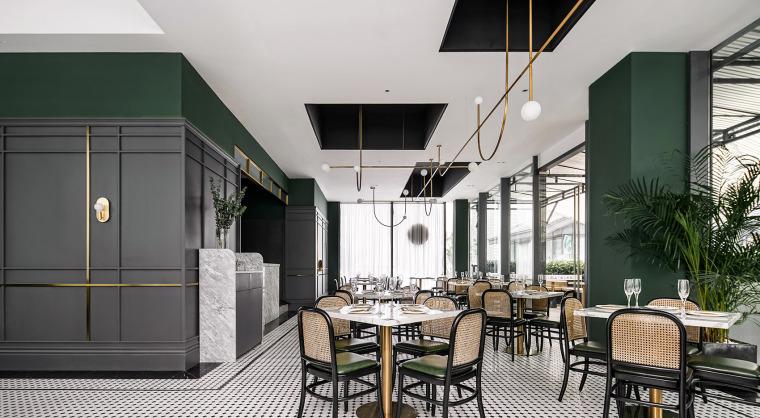 7天最热丨室内周周精选案例(8月12日~16日合辑)-10-hillside-restaurant-by-geemo-studio