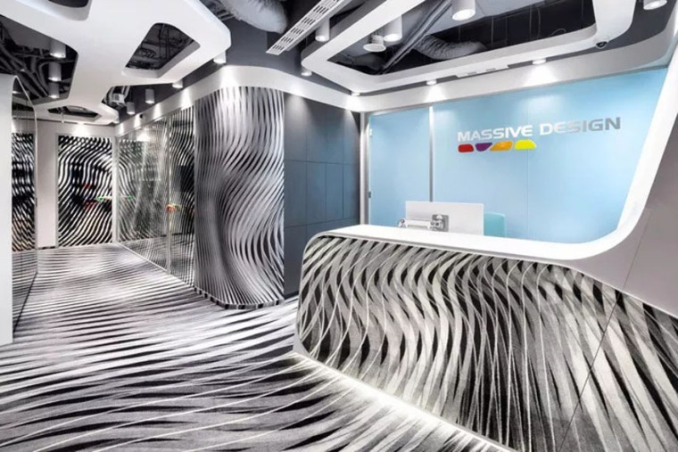 波兰Massive设计公司华沙办公设计-5c6229021d3c6