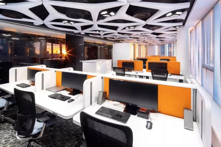 波兰Massive设计公司华沙办公设计-5c622971c8e5b