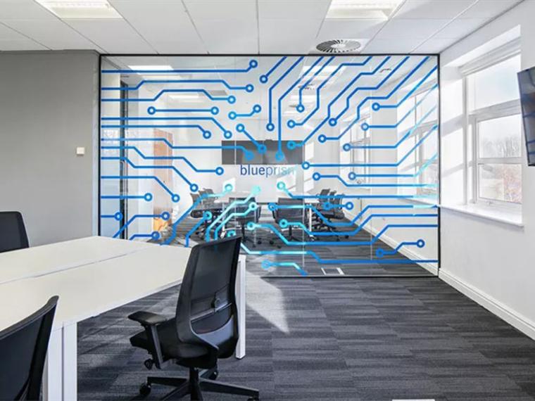 软件机器人BluePrism曼彻斯特办公设计
