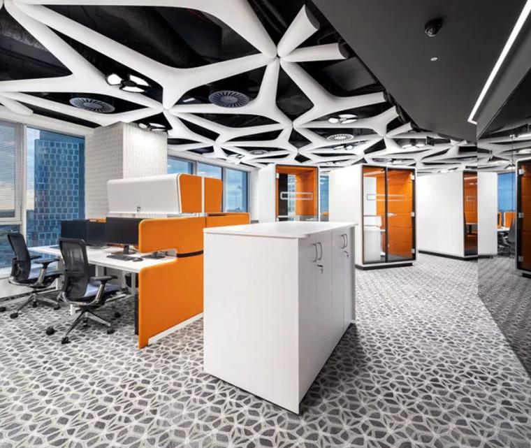 波兰Massive设计公司华沙办公设计-5c62297465b71