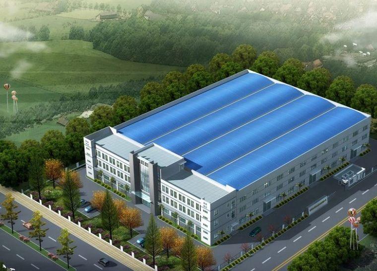 钢结构厂房工程监理月报