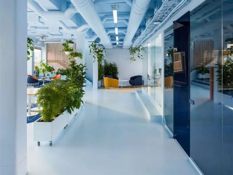 挪威数字创意公司Bakken&Bæck奥斯陆总部设计