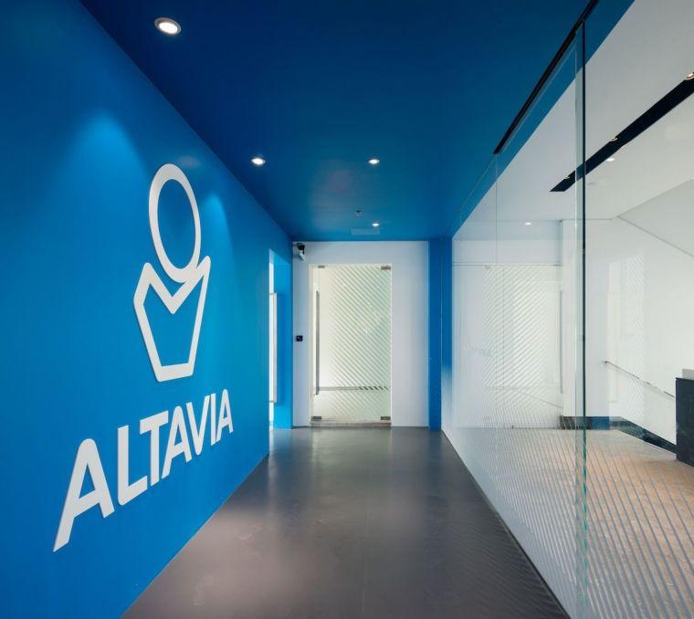 法国Altavia上海办公室施工图+官方摄影-摄影 (1)