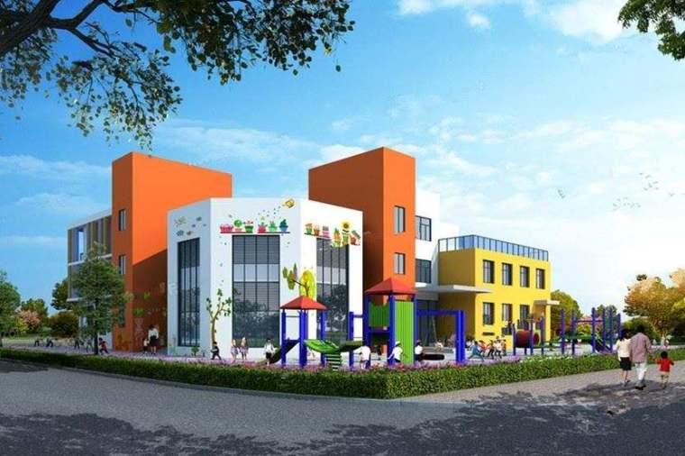 幼儿园扩建工程基础、主体结构验收监理工作总结汇报(PPT)