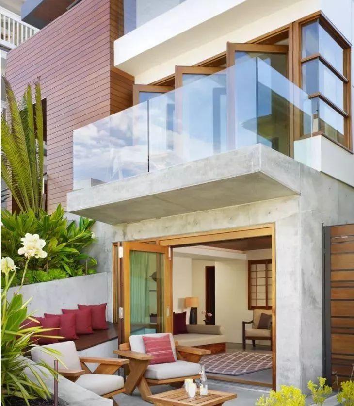 4种现代庭院设计风格,你最喜欢哪种美?_6