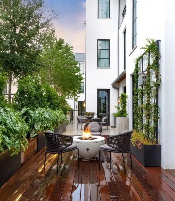 4种现代庭院设计风格,你最喜欢哪种美?_9