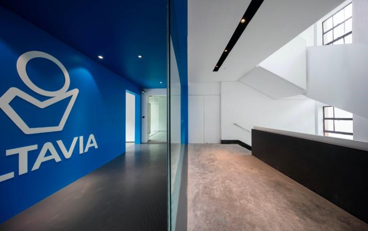 法国Altavia上海办公室施工图+官方摄影-摄影 (2)