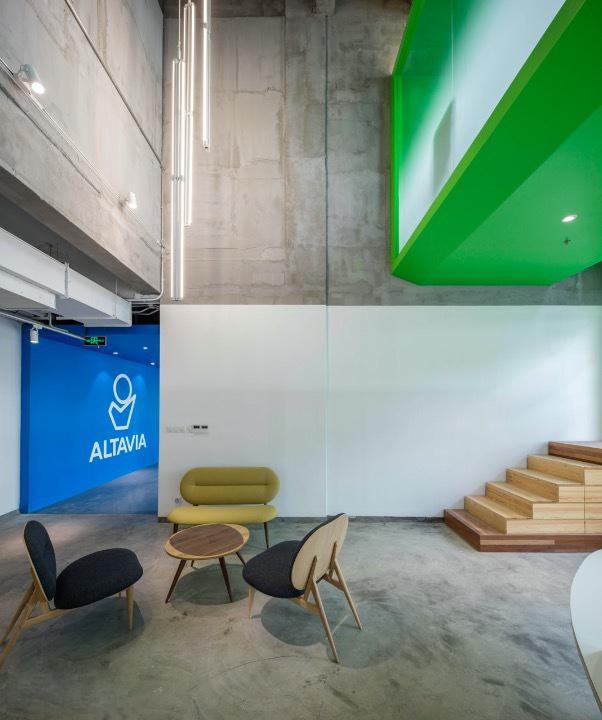 法国Altavia上海办公室施工图+官方摄影-摄影 (3)
