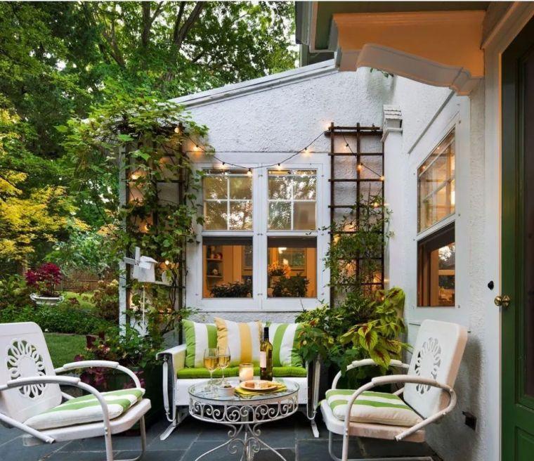 4种现代庭院设计风格,你最喜欢哪种美?_21