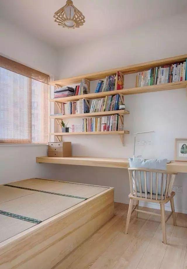 在这88㎡清新淡雅日式风住宅中,享受无尽的宁静舒适生活_14
