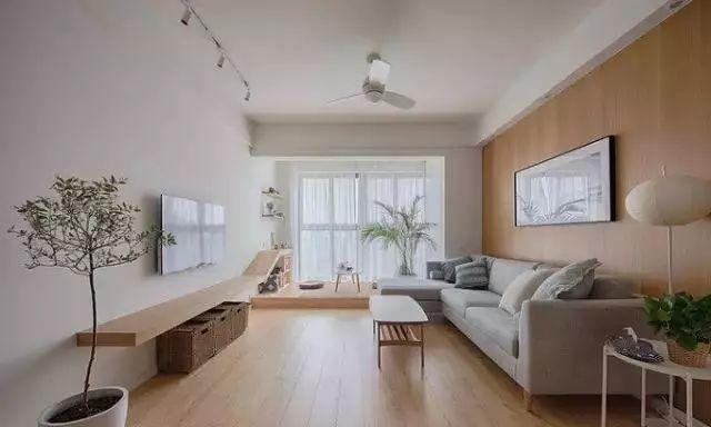 在这88㎡清新淡雅日式风住宅中,享受无尽的宁静舒适生活_4