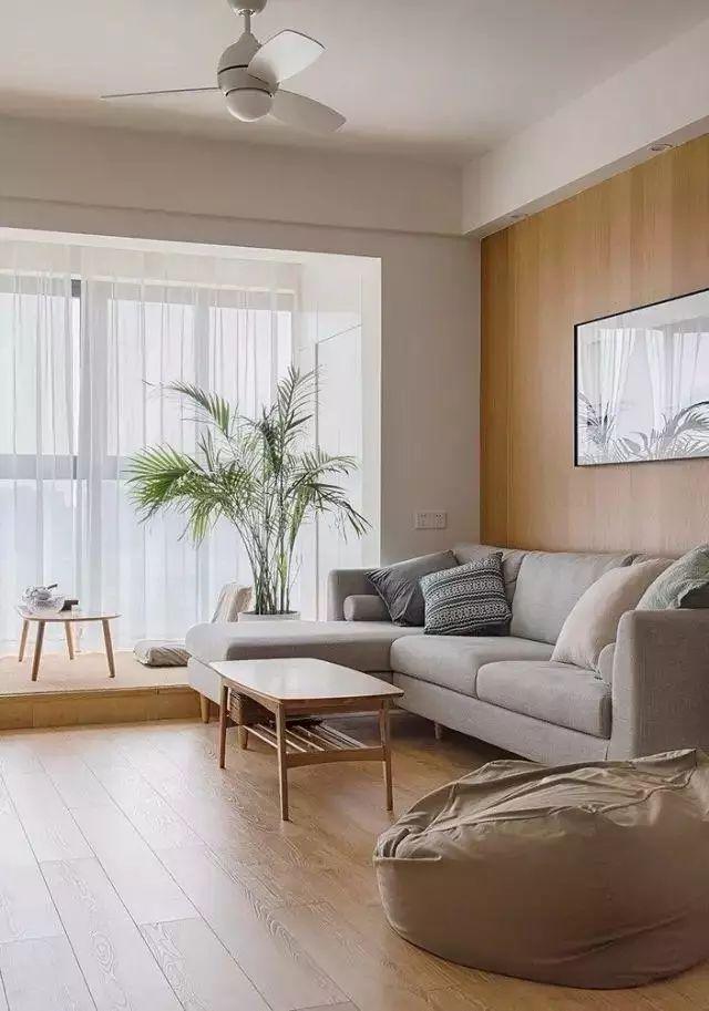 在这88㎡清新淡雅日式风住宅中,享受无尽的宁静舒适生活_5