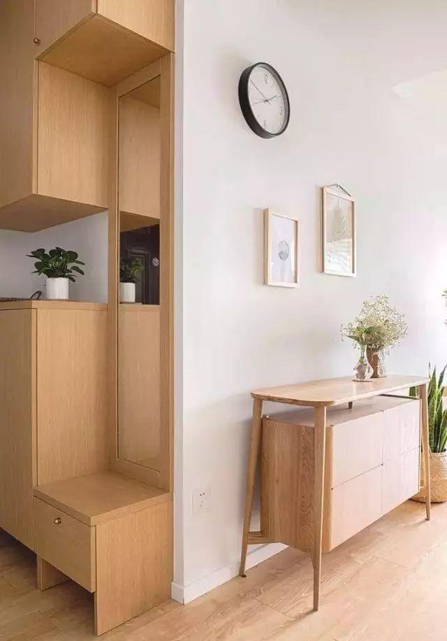 在这88㎡清新淡雅日式风住宅中,享受无尽的宁静舒适生活_1