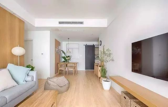 在这88㎡清新淡雅日式风住宅中,享受无尽的宁静舒适生活_3