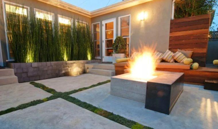 4种现代庭院设计风格,你最喜欢哪种美?_12