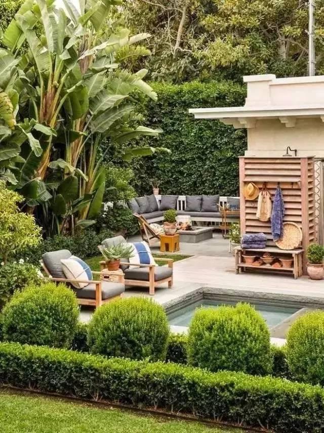 4种现代庭院设计风格,你最喜欢哪种美?_10