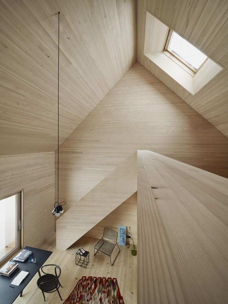 奥地利旷野中的住宅-Studio_Haus_am_Moor