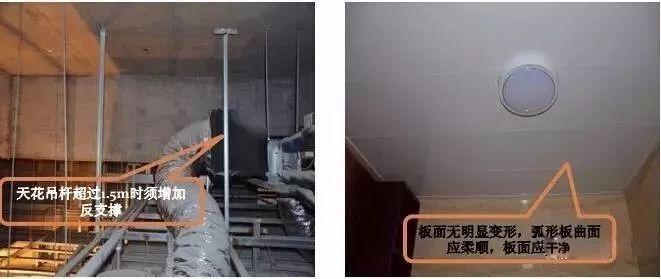 最全的装修工程施工工艺标准手册,地面墙面吊顶都有!_42