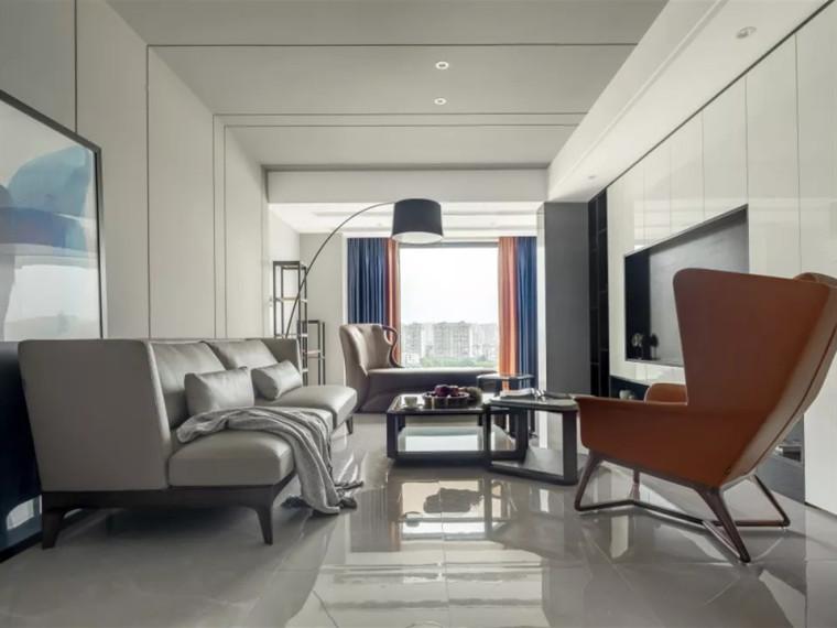 现代温馨的居住空间