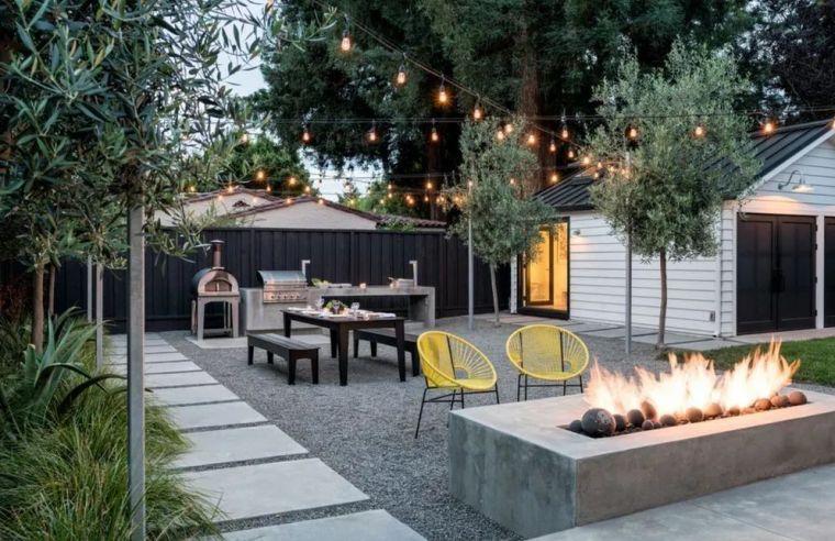 4种现代庭院设计风格,你最喜欢哪种美?_13