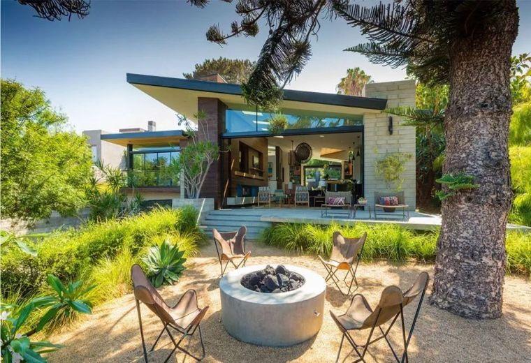 4种现代庭院设计风格,你最喜欢哪种美?_14