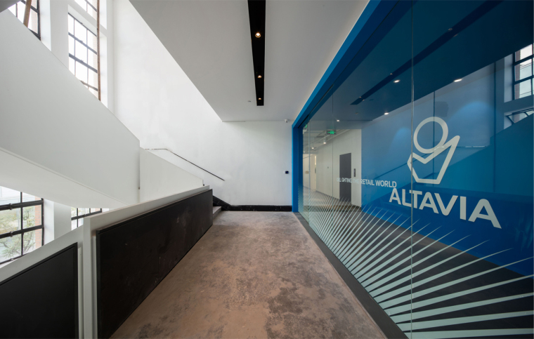 法国Altavia上海办公室施工图+官方摄影-摄影 (17)