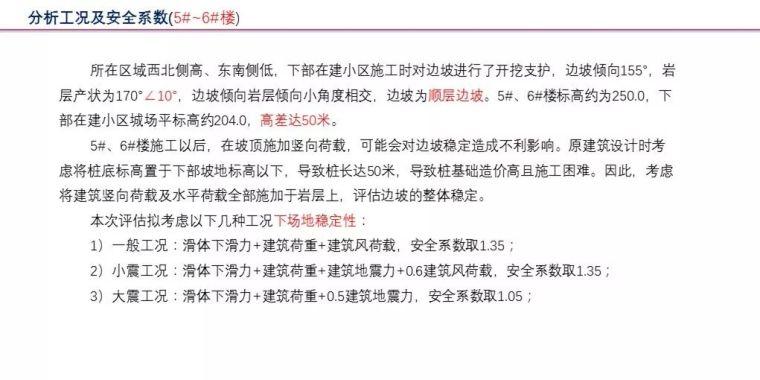 中冶赛迪薛尚铃:建筑场地整体稳定性案例分析_20