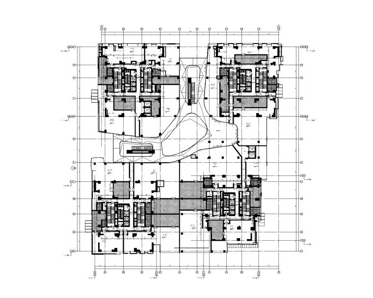 DK2-2二层平面图