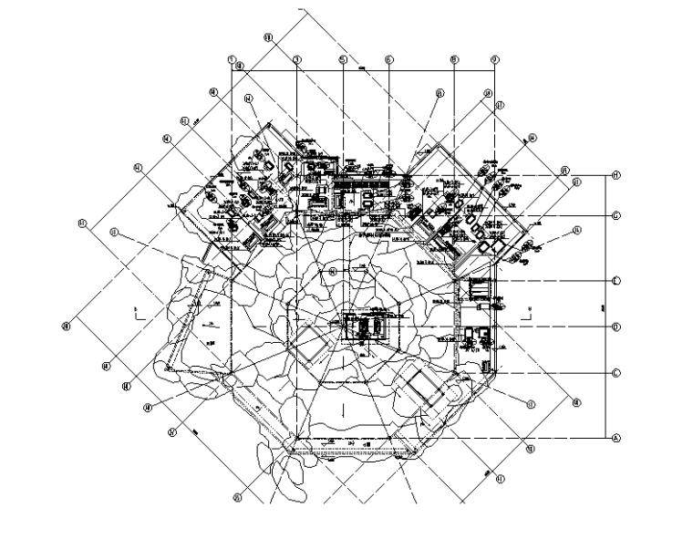 江苏产业园电气防雷施工图(防雷计算书)