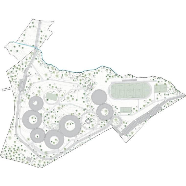哥伦比亚蒙特梭利幼儿园景观-15659421662