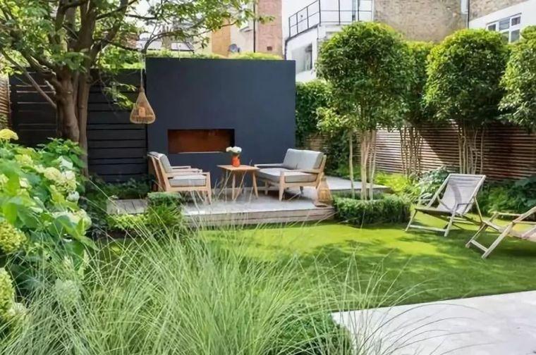 4种现代庭院设计风格,你最喜欢哪种美?_16