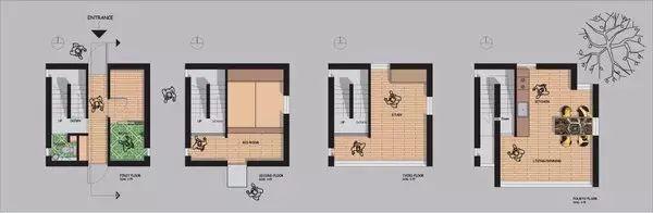 读者票选NO.1的安藤忠雄,设计了一对海边双子楼,用来感悟人生_6
