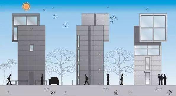 读者票选NO.1的安藤忠雄,设计了一对海边双子楼,用来感悟人生_9
