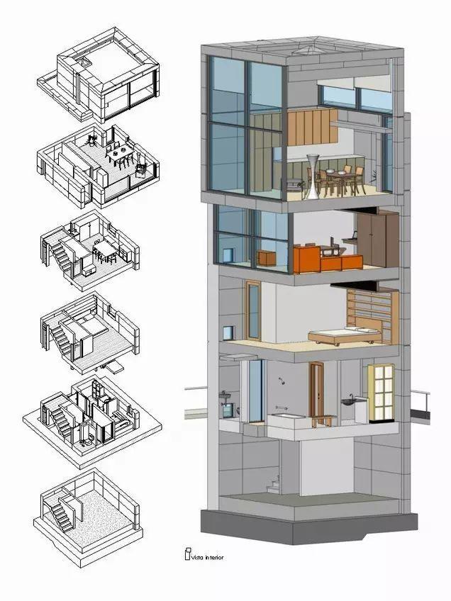 读者票选NO.1的安藤忠雄,设计了一对海边双子楼,用来感悟人生_7